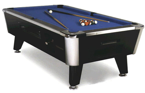 Great American Legacy Coin Operated Pool Table