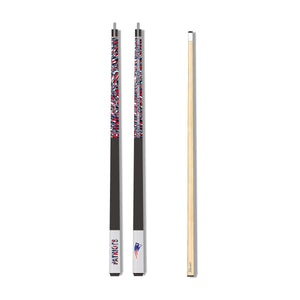 "Imperial New England Patriots 58"" Modern Cue"