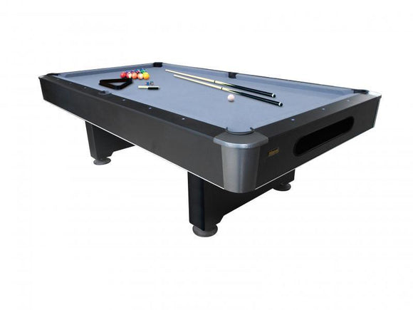 Mizerak 8' Dakota Brs Billiard Table
