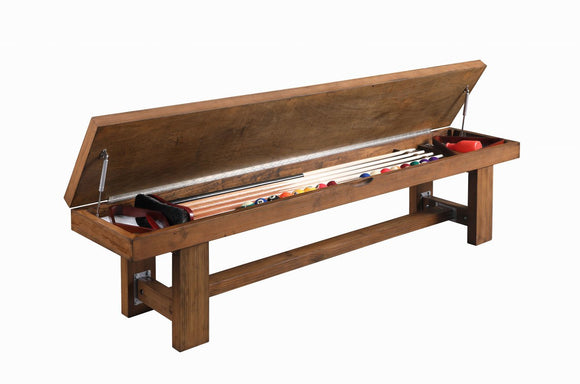 Playcraft Benches for Willow Bend Pool Table