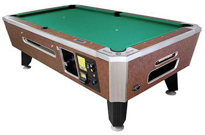 Valley Panther ZD-X Coin Operated Pool Table