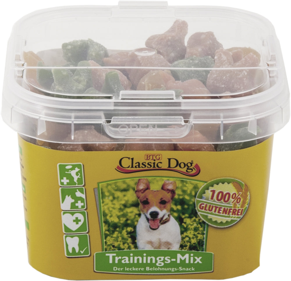 Clas.Snack Trainings-Mix 140gE