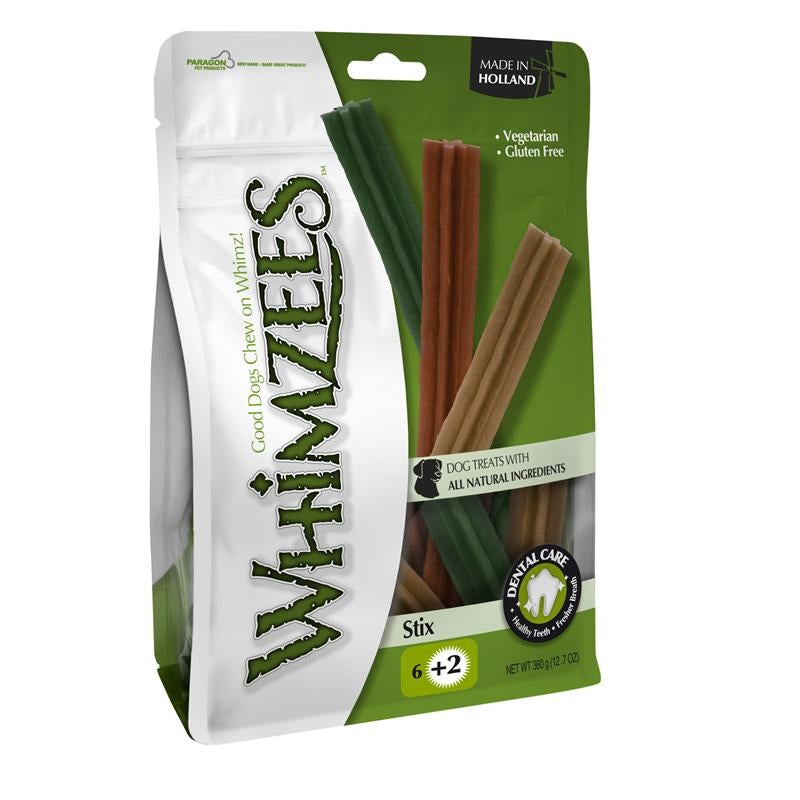 Whimzees Stix L           360g