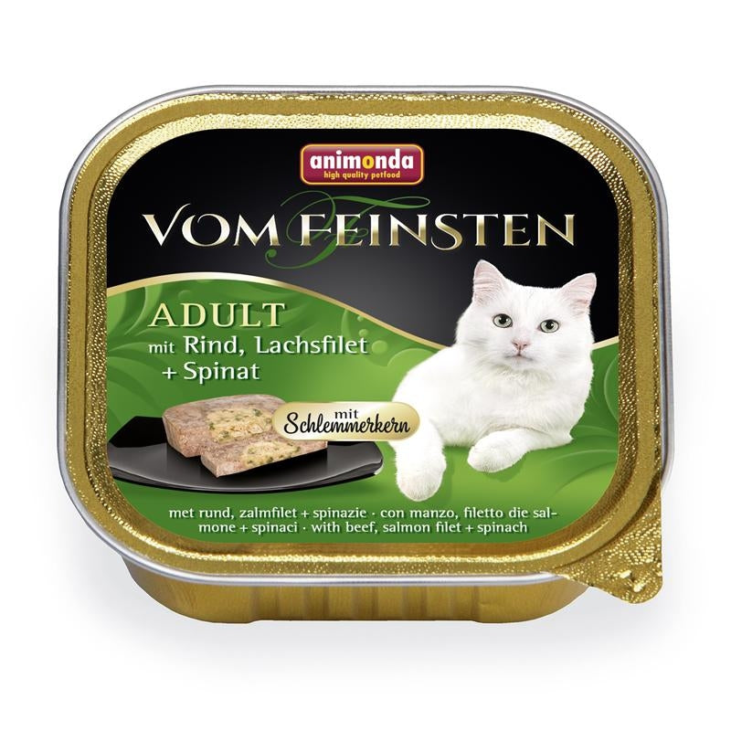 V.F. Schlemm.Rind+Lachs  100gS