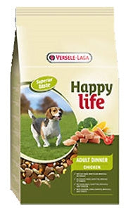Happy-Life Ad.Chick.Dinner 3kg