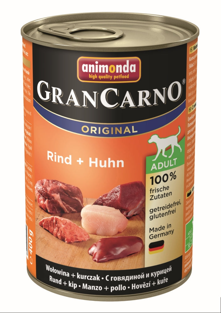 Carno Adult Rind-Huhn   400g D
