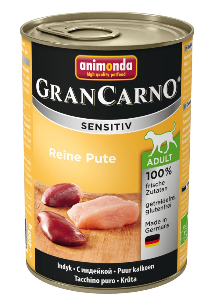 GranCarno Sensitiv Pute  400gD