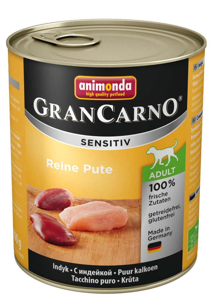 GranCarno Sensitiv Pute  800gD