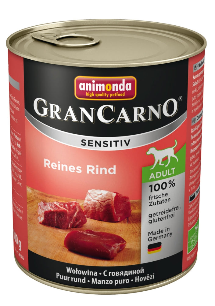 GranCarno Sensitiv Rind  800gD