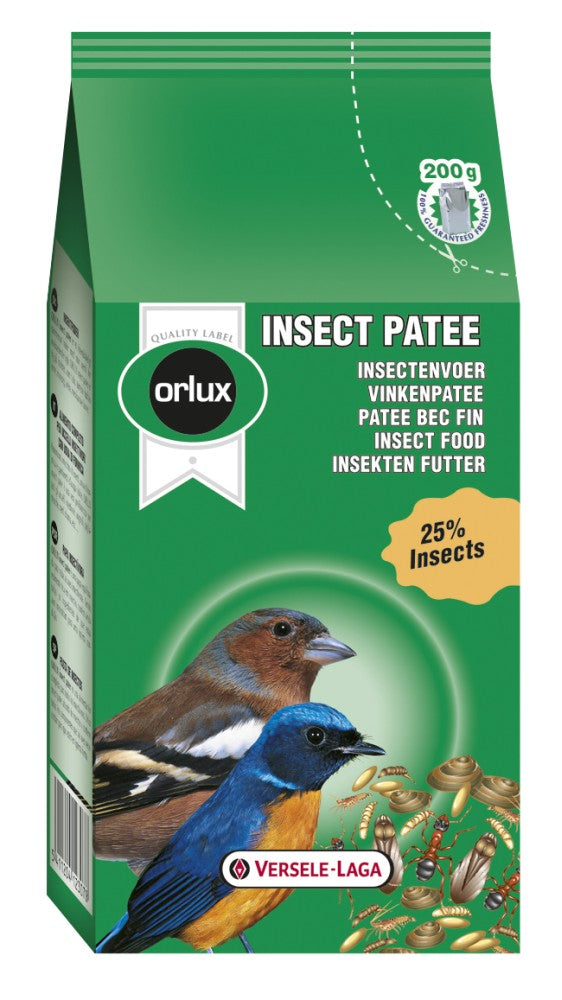 VL Bird Orlux Insect Patee 200g