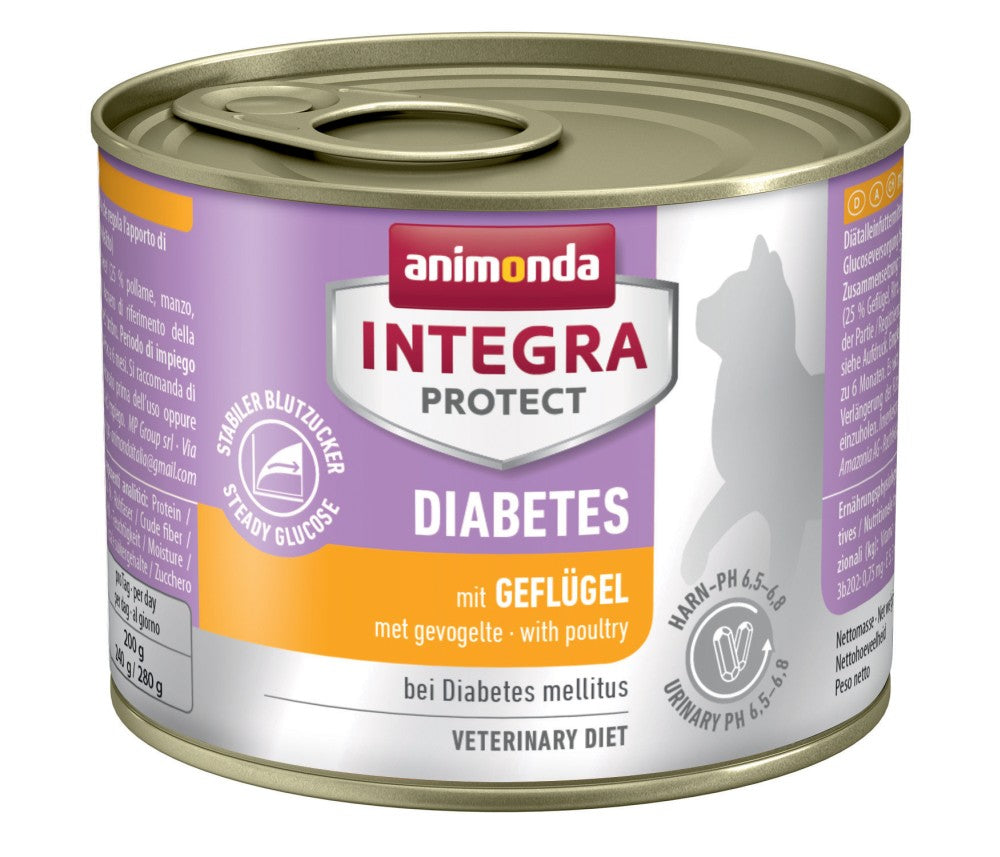 I.Prot.Cat Diabetes Gefl. 200gD