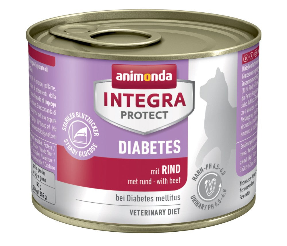 I.Prot.Cat Diabetes Rind  200gD