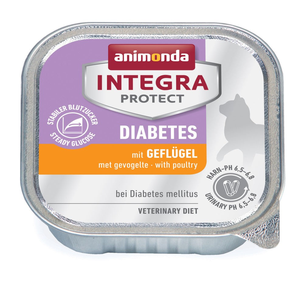 I.Prot.Cat Diabetes Gefl. 100gS