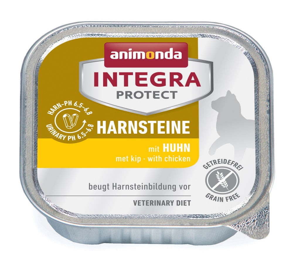 I.Prot.Cat Harnstein Huhn 100gS