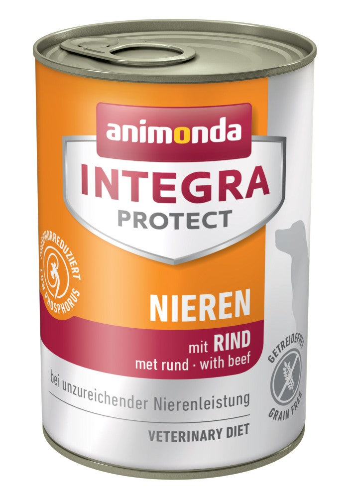 I.Prot.Dog Niere Rind     400gD
