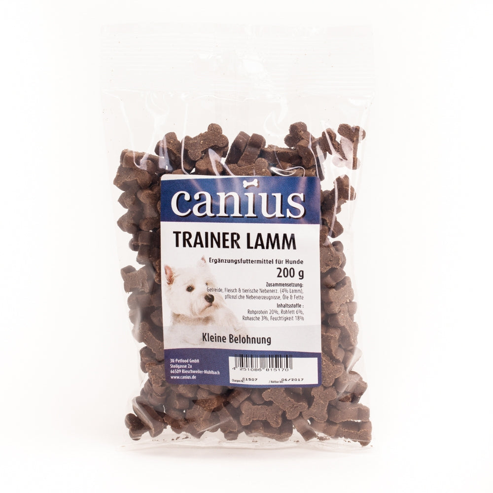 Canius Trainer Lamm      200 g