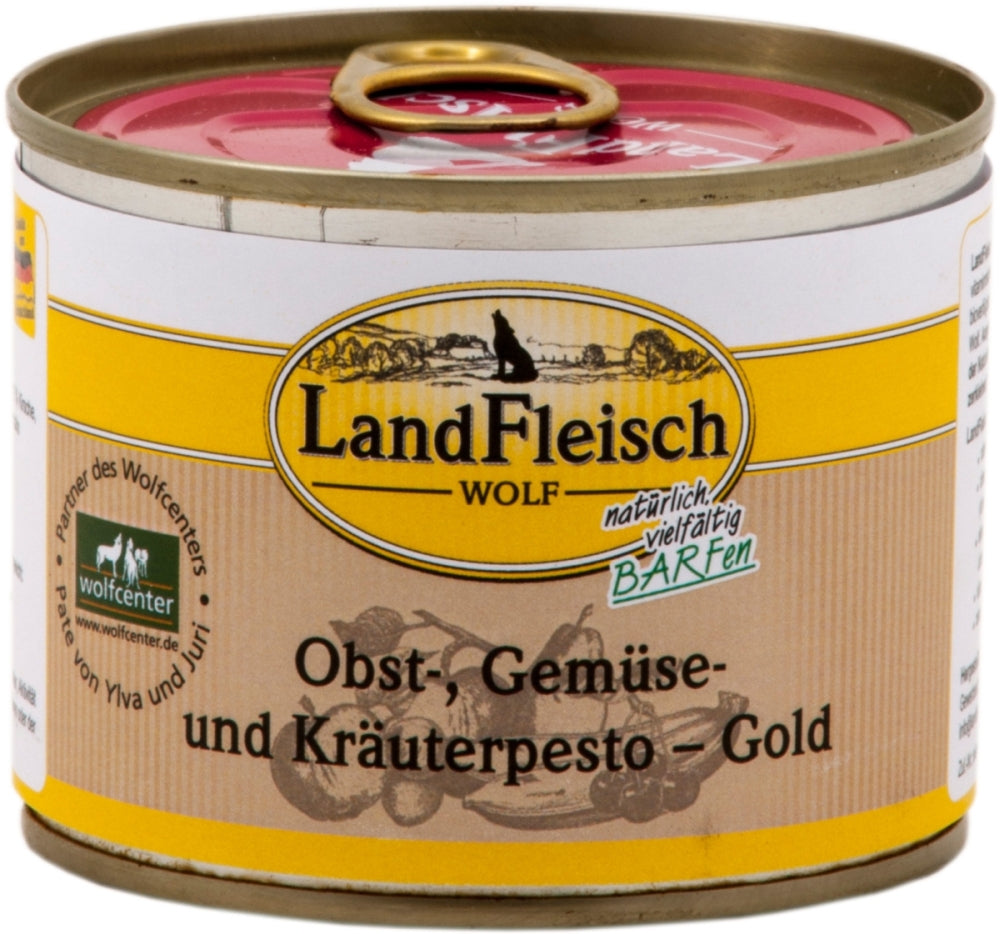 Landfl. Wolf Pesto Gold  200gD
