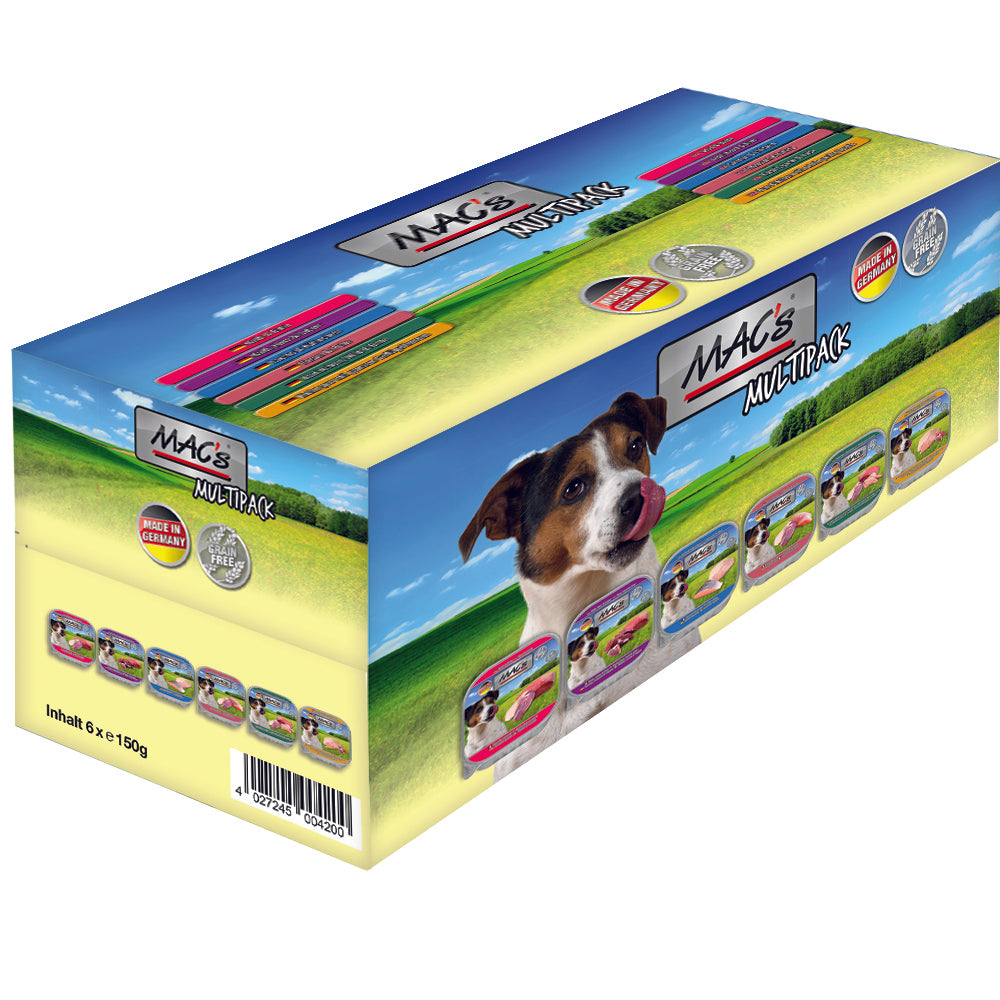 Macs Dog MP GetreiFrei 6*150gS