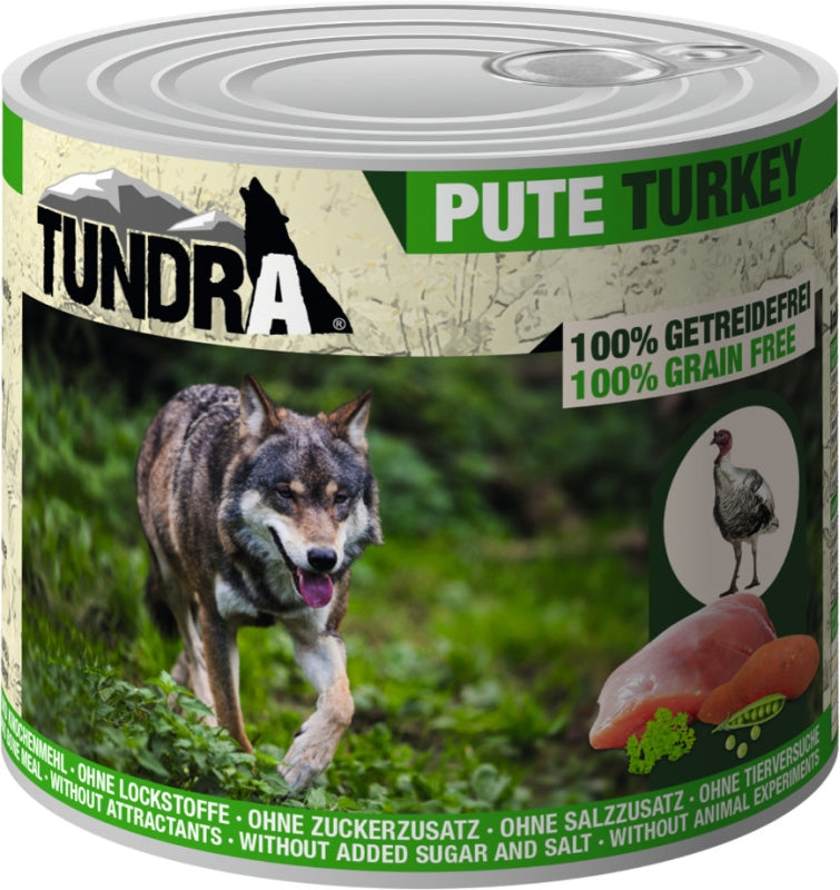 Tundra Dog Pute          400gD