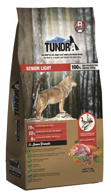 Tundra Senior/Light       750g