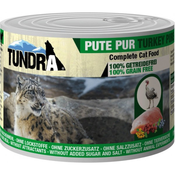 Tundra Cat Pute Pur      200gD