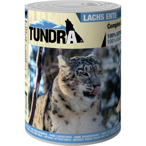 Tundra Cat Lachs+Ente    400gD
