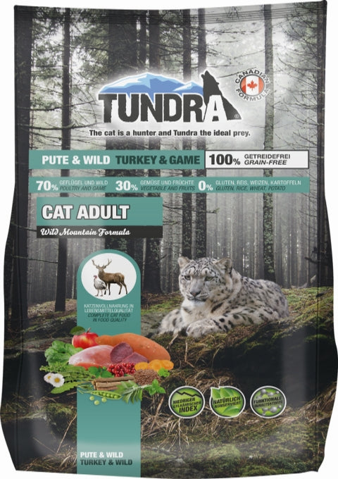 Tundra Cat Turkey+Game  1,45kg