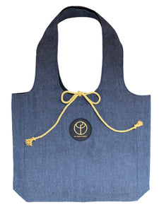 Claudia Fürst • Hobo Bag • Denim • S
