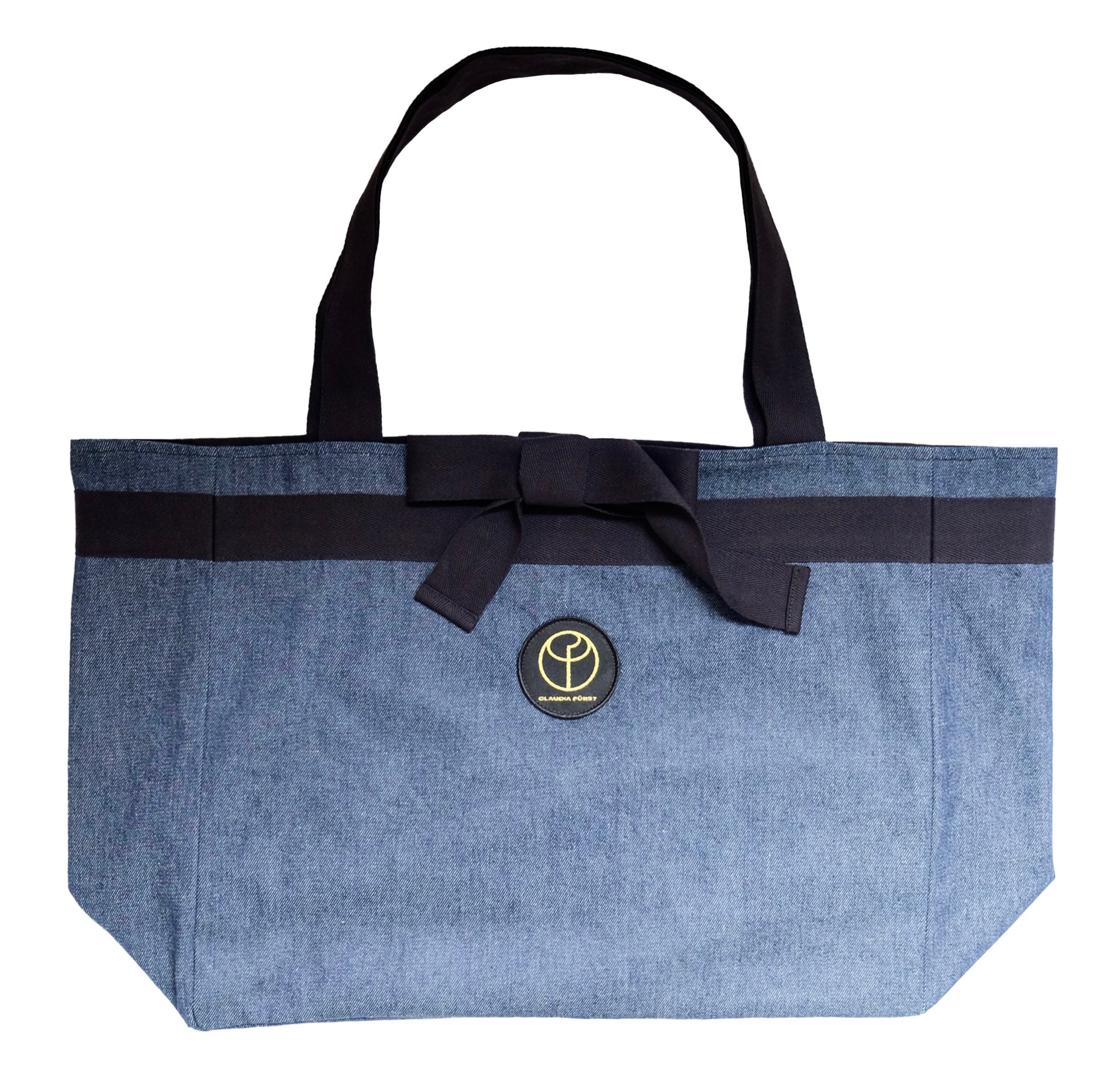 Claudia Fürst • Tote Bag • Denim • L