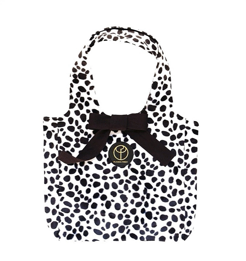 Claudia Fürst • Hobo Bag • Dalmatian • Small