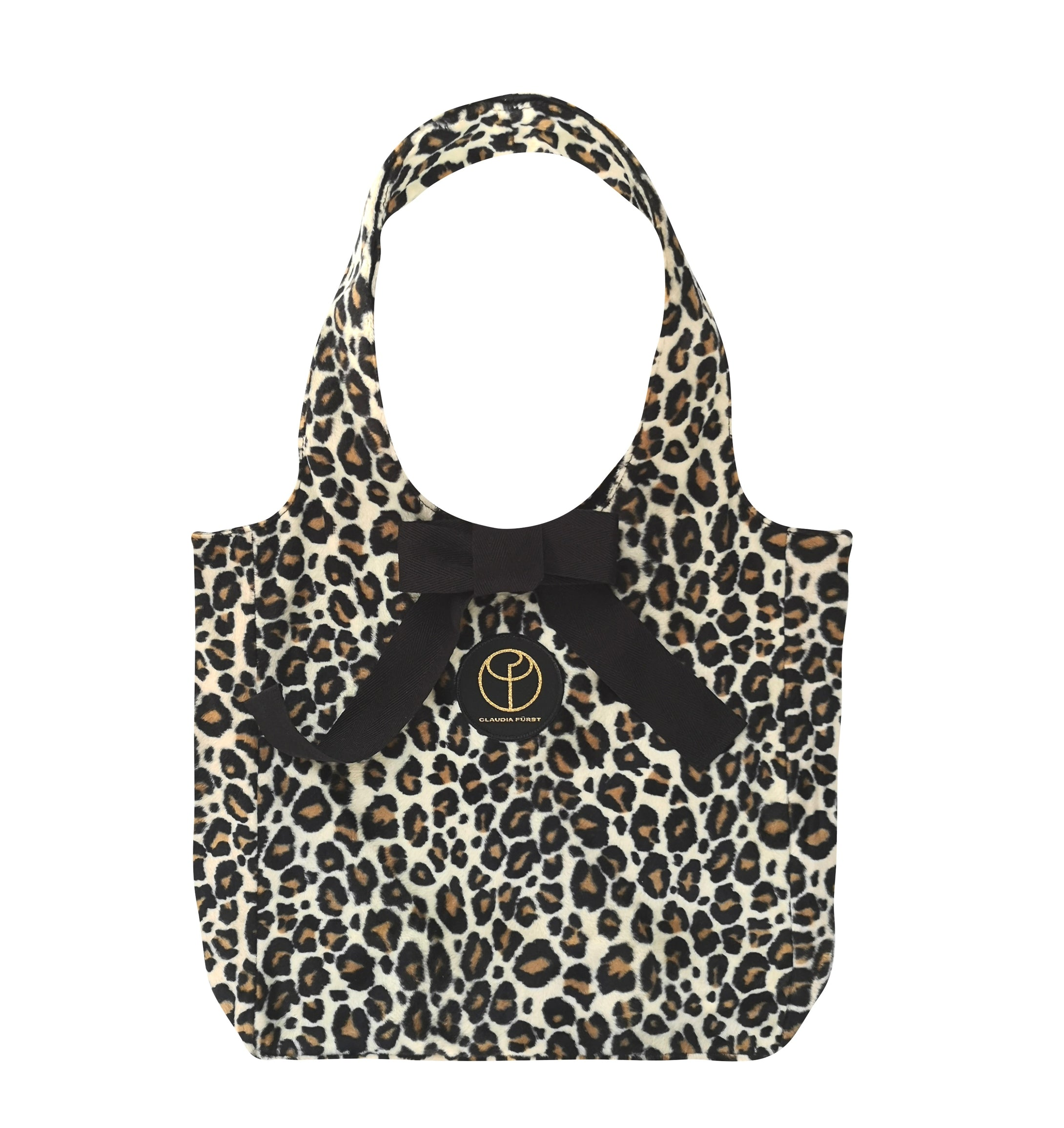 Claudia Fürst • Hobo Bag • Leopard • Small