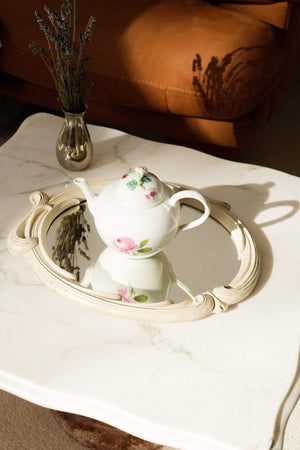 Nice Vintage Things  Housewares English Tea Pot