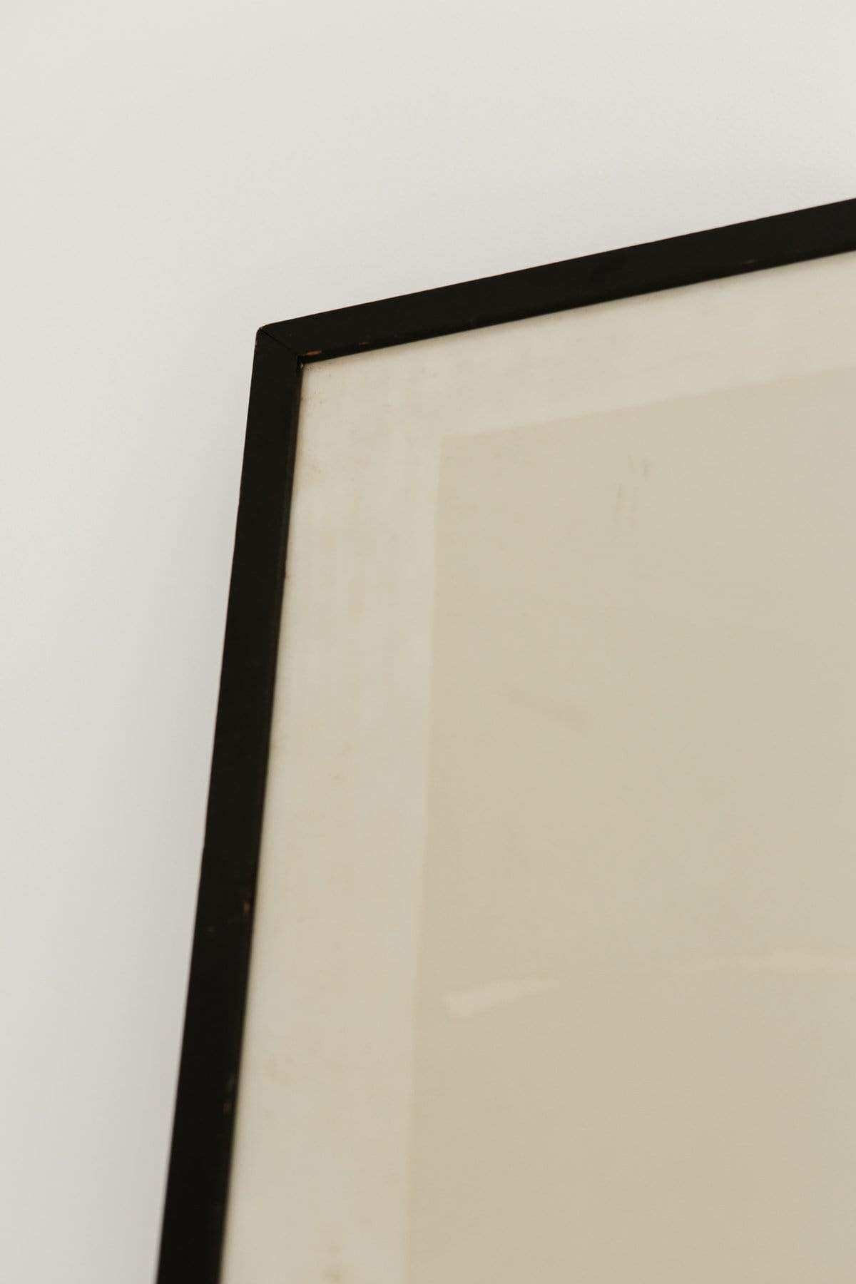 Rare Pablo Picasso Framed Lithograph of a Male Figure - Nice Vintage Things