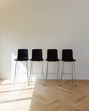 Vitra Hal High Stools By Jasper Morrison, 4 Available - Nice Vintage Things