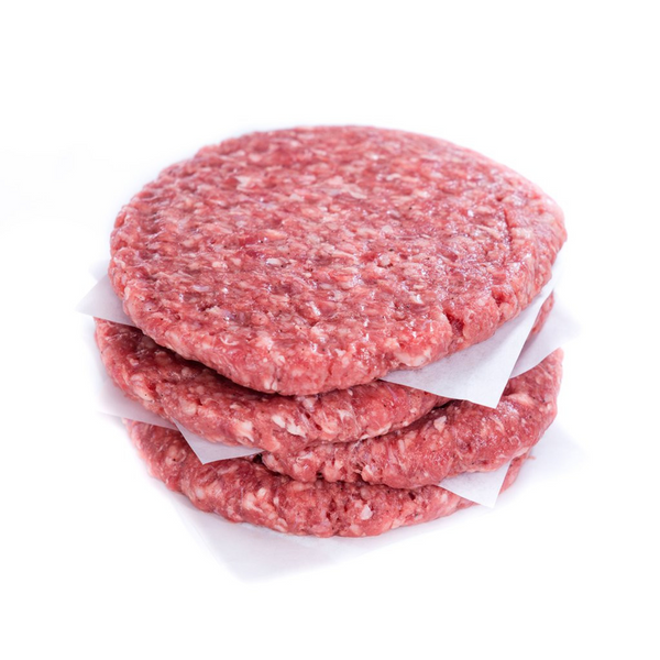 Beef Patties (ANGUS) 6-8oz (each) Product