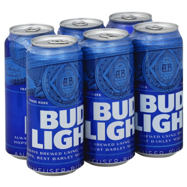 Bud Light 6ct x 330ml Product