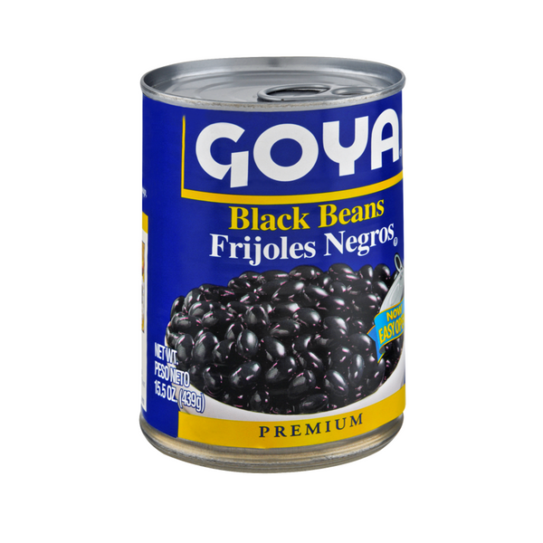 Black Beans (Canned)-15oz Product