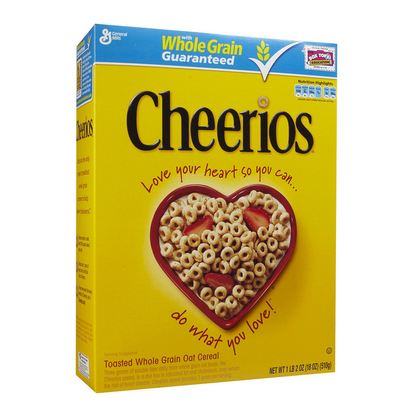 Cheerios 12oz Product