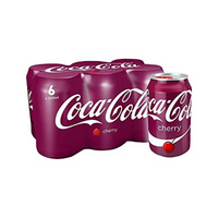 Cherry Coke 6ct x 12oz Product