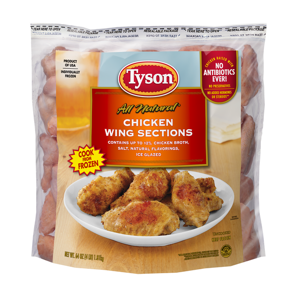 Chicken Wings per lb Product