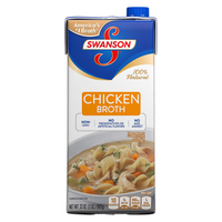 Chicken Broth-32oz Product