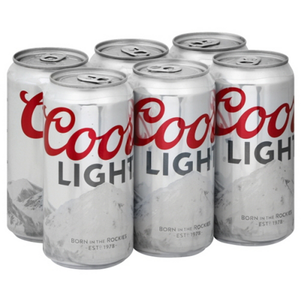 Coors Light Product