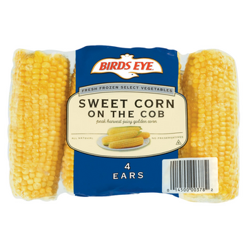 Corn on Cob (Frozen)-6 ears Product