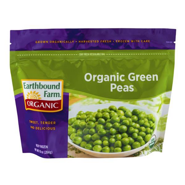 Green Peas (Frozen) 10oz Product