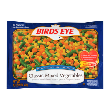 Mixed Vegetables (Frozen) 16oz Product