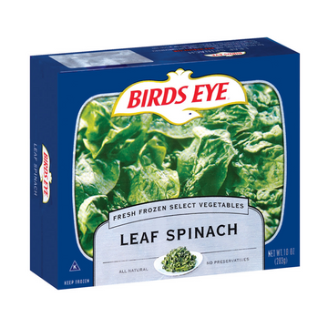 Spinach (Frozen) 10oz Product