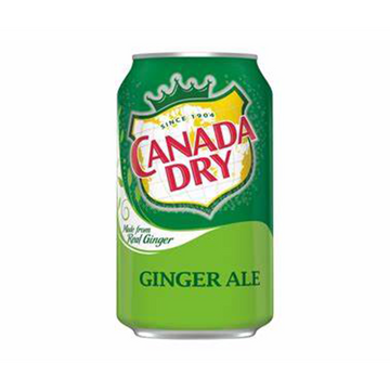 Ginger Ale 12oz Product