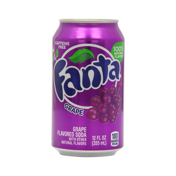 Grape Soda 12oz Product