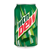Mountain Dew 12oz Product