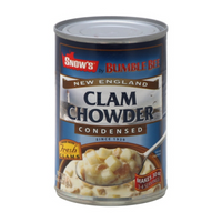 Clam Chowder (New England )-10.75oz Product